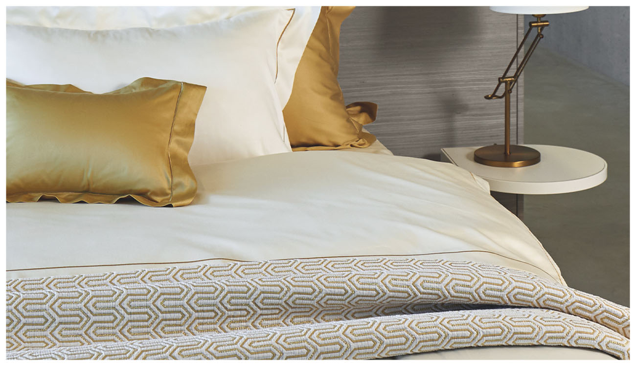 LUXURY BEDLINEN BY CELSO DE LEMOS